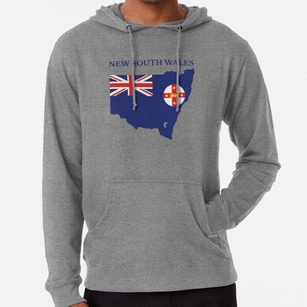New South Wales, Australian State Lightweight Hoodie
