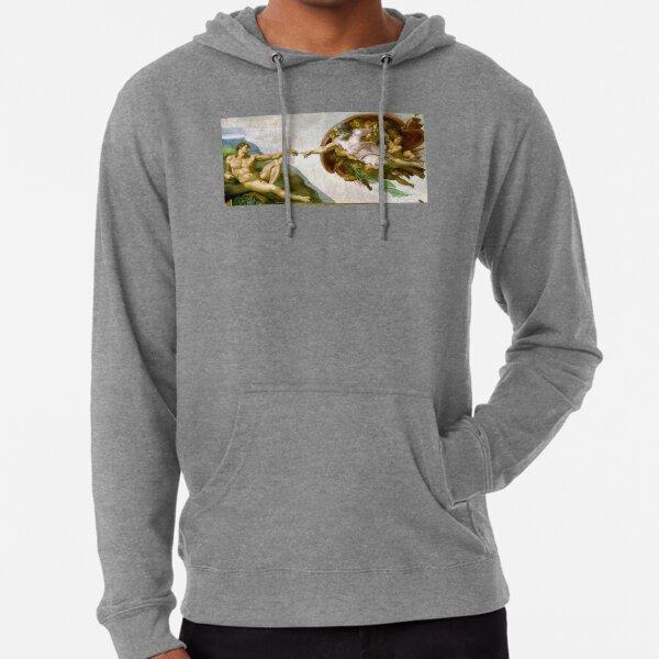 Creation of Adam Sweatshirt Michelangelo Shirt