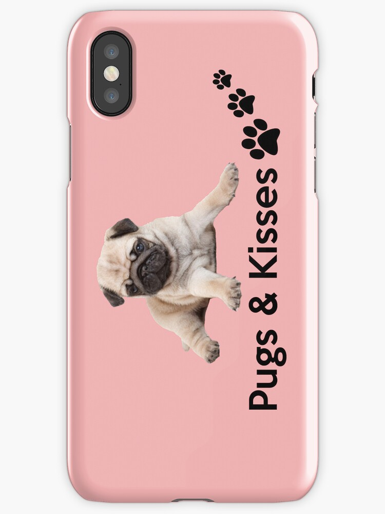 Pugs and Kisses! by gemzi-ox