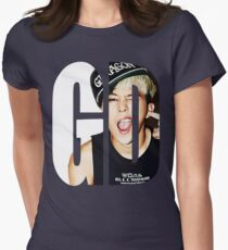 G-Dragon Womens Fitted T-Shirt