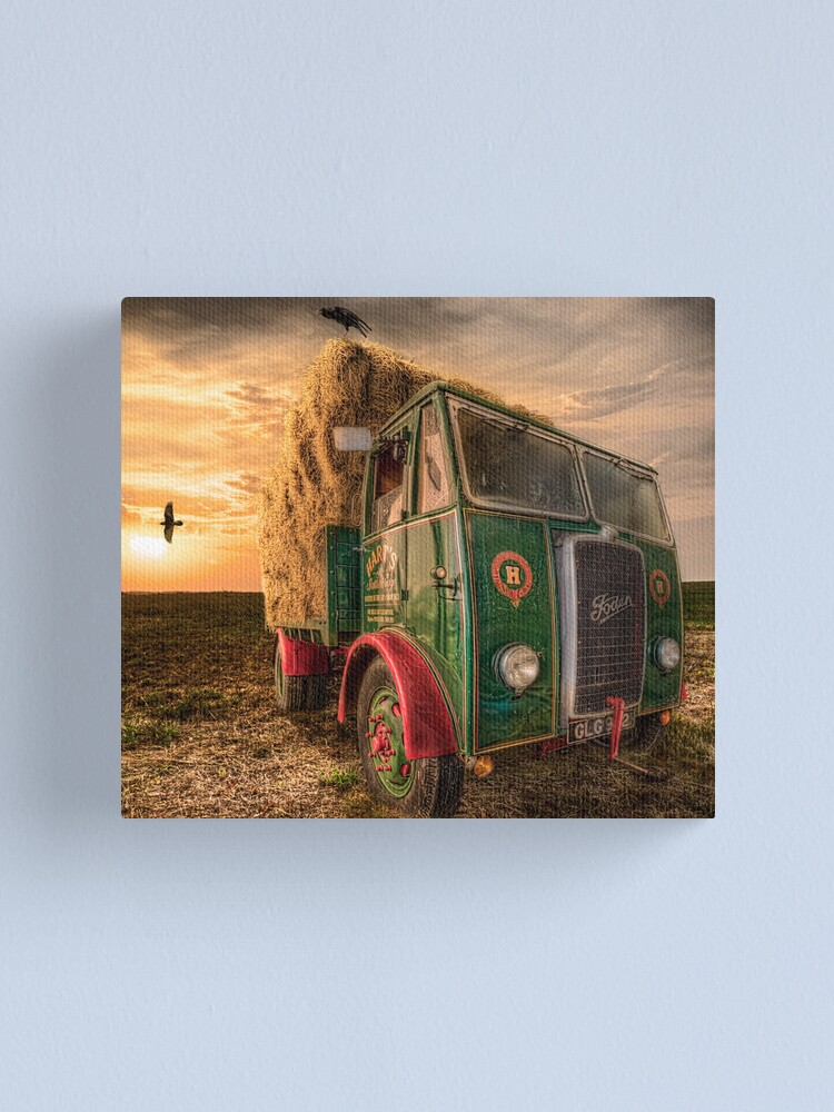Alternate view of Summers Harvest Canvas Print