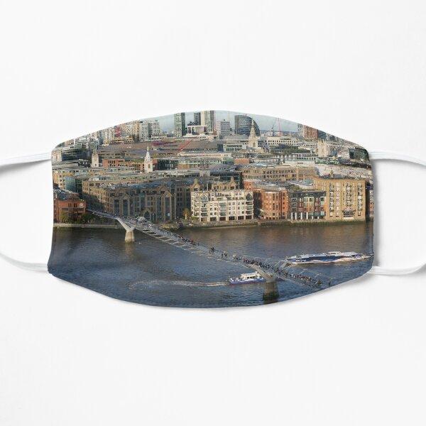 Millennium Bridge, London Mask