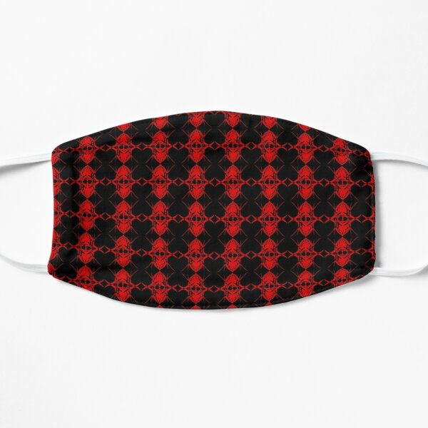 Red Beetle Punk Mask