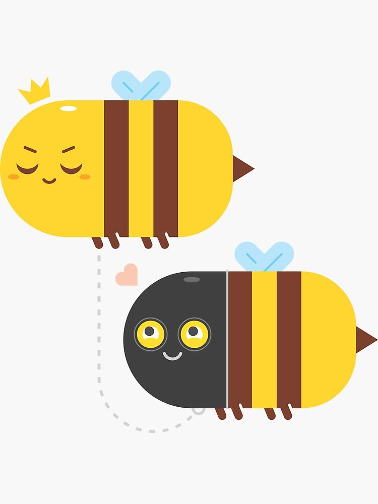 Bee Mine by penandkink