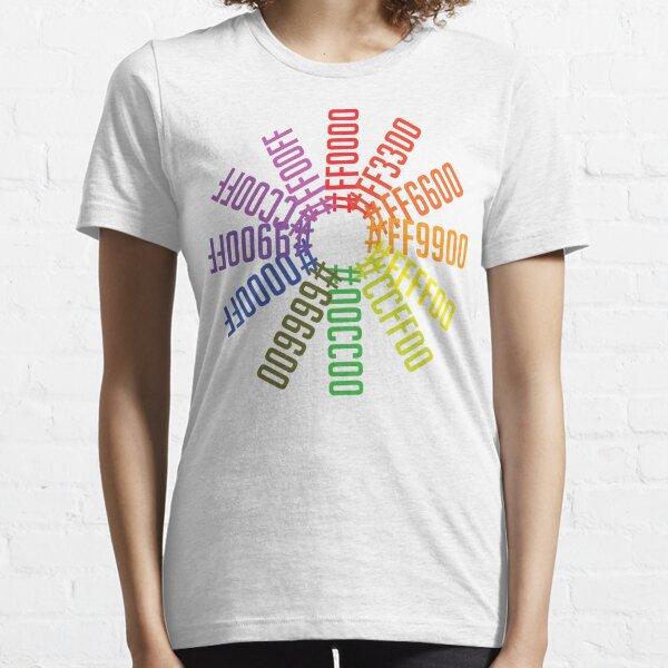 Hex color wheel Essential T-Shirt
