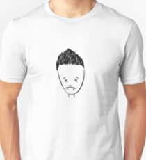 Spikes drawing of Angel - (TSHIRT) Unisex T-Shirt