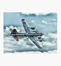 Yankee Lady on the Photo Pass Photographic Print