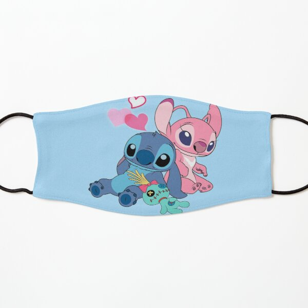 Stitch & Angel 2 Masque enfant