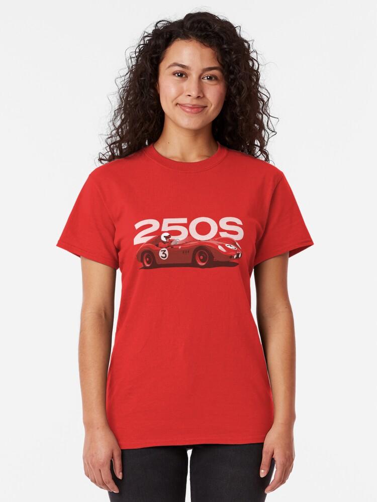 Alternate view of 1950s Sportscar racer Classic T-Shirt