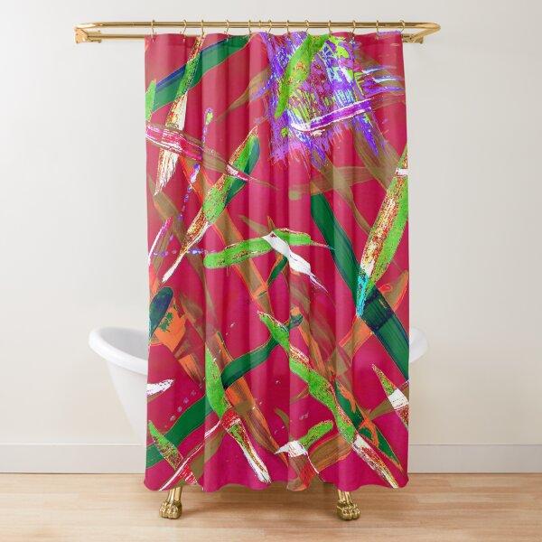 From the Garden of Eden I Shower Curtain