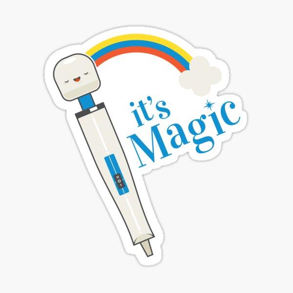 It's Magic! Sticker