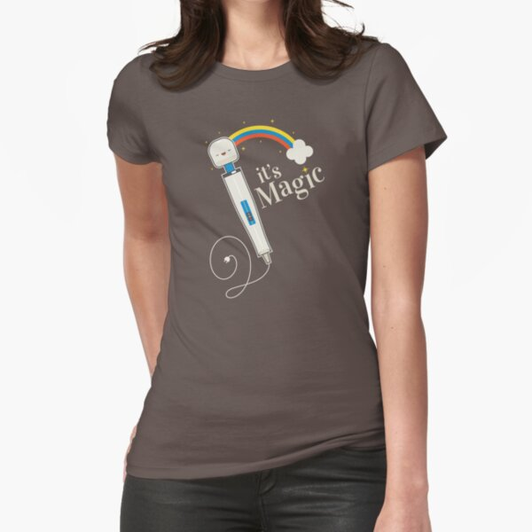 It's Magic! Fitted T-Shirt