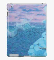 Giants Causeway seascape iPad Case/Skin