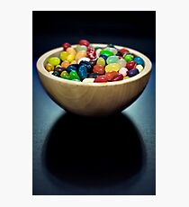 Jelly Belly Photographic Print