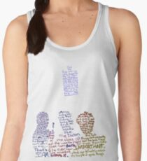 Nine, Ten, Eleven Women's Tank Top