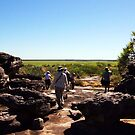 Walking back - another day in beautiful Arnhem Land by georgieboy98