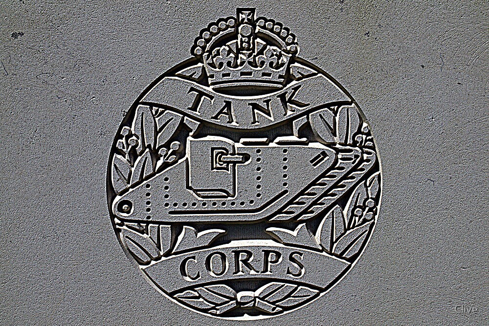 Tank Corps by Clive