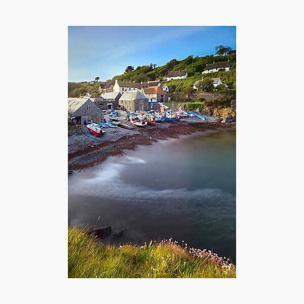 Todden View (Cadgwith) Photographic Print