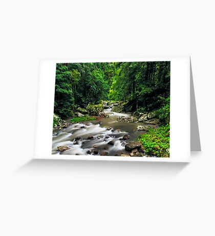 Heart of the Valley Greeting Card