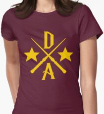 Dumbledore's Army Cross Women's Fitted T-Shirt