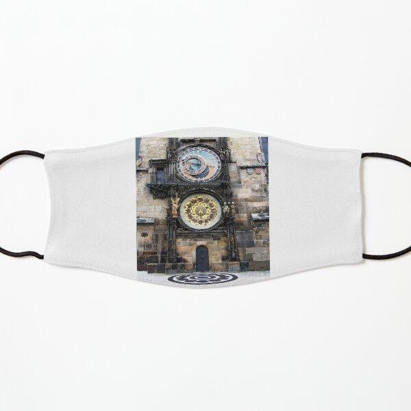 Prague Astronomical Clock  Kids Mask