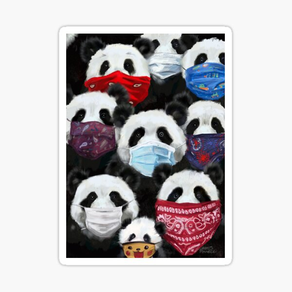 Pandaemic Sticker
