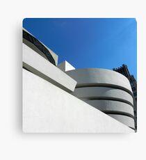 Guggenheim #3 Canvas Print