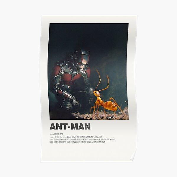 Ant-Man Alternate Movie Poster Poster