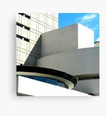 Guggenheim #6 Canvas Print