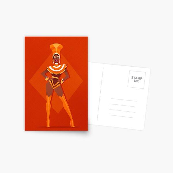 Shea Couleé Postcard