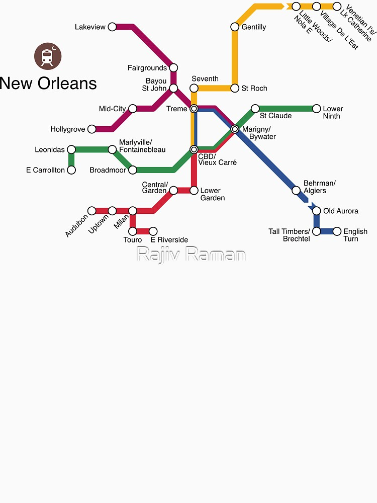 New Orleans by arrtworks