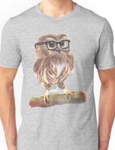 "Clark ""Owl"" Kent Unisex T-Shirt"