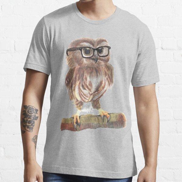 """Clark """"Owl"""" Kent Essential T-Shirt"""