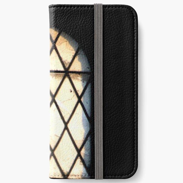Abandoned window iPhone Wallet
