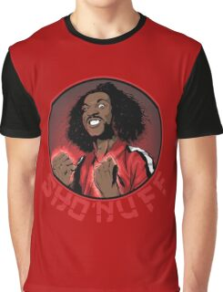 shon'uff shogun of harlem Graphic T-Shirt