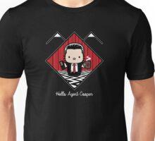 Hello Agent Cooper Unisex T-Shirt