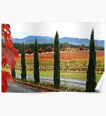 Feathertop Winery - Porepunkah Victoria Poster
