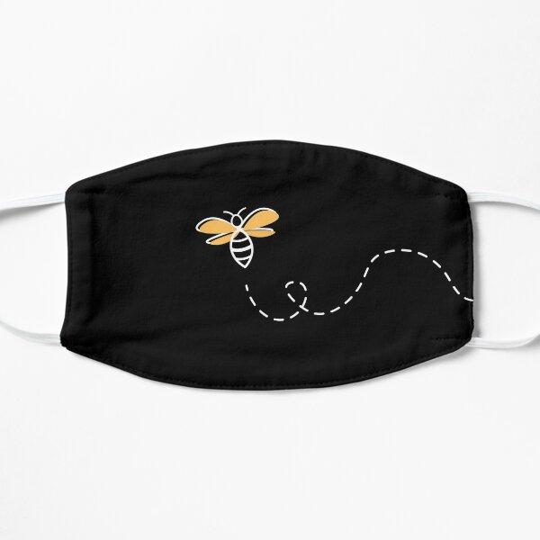 Bee design Flat Mask