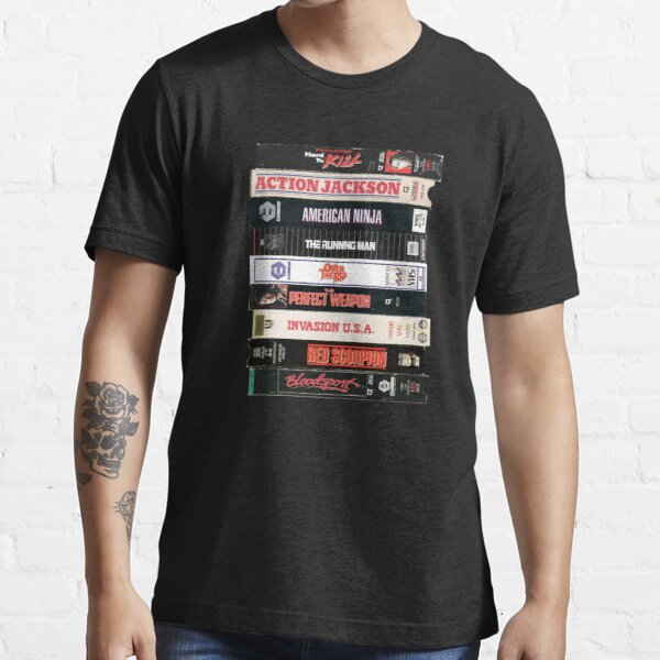 80's Action Heroes Essential T-Shirt