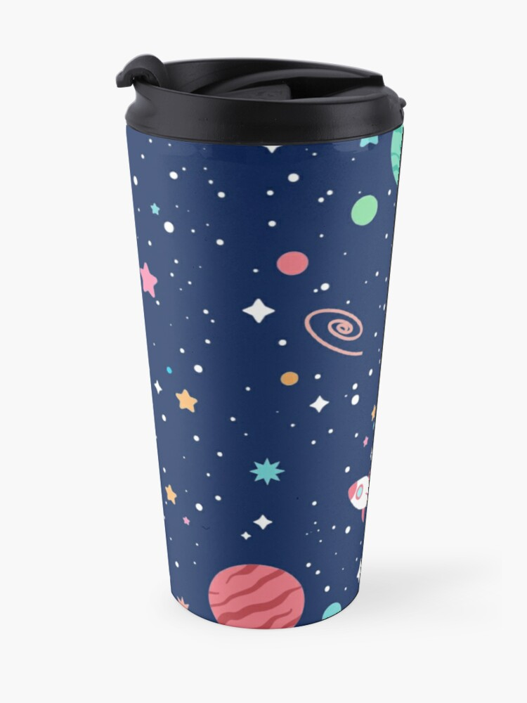 Alternate view of OUTER SPACE I Travel Mug
