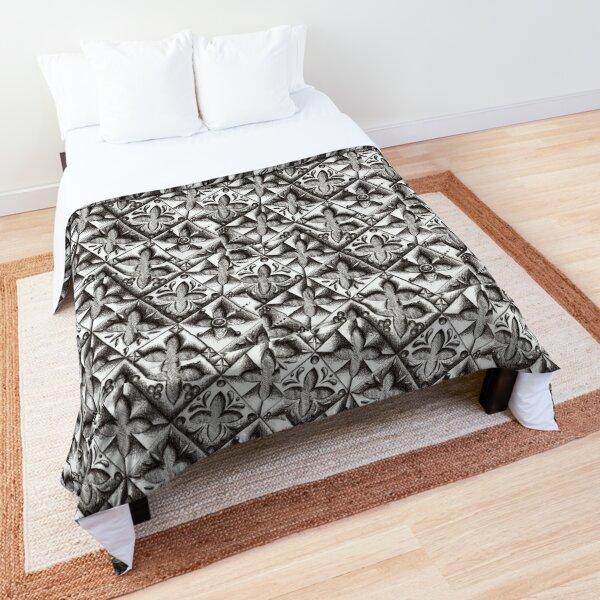 Lattice #2 - Cells Comforter