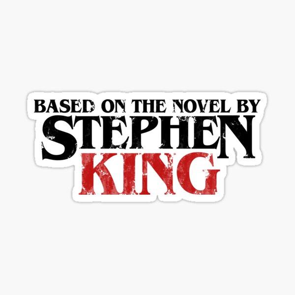 Basado en la novela de Stephen King Pegatina