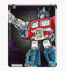 Transformers Optimus Prime Chibi iPad Case/Skin