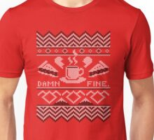 Damn Fine Sweater Unisex T-Shirt