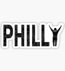 Philly State of Mind Sticker