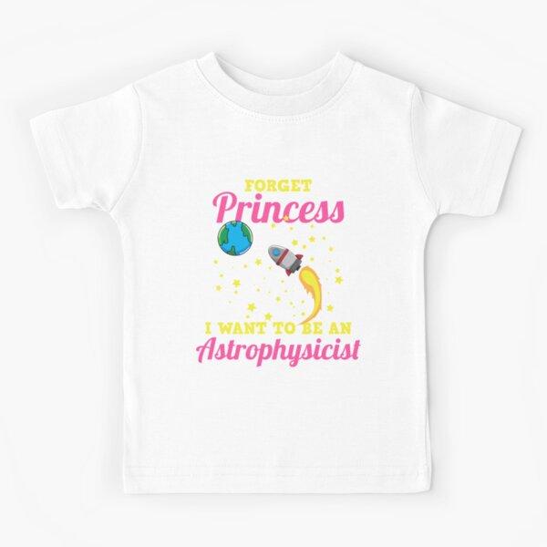 Astrophysicist Astrophysics Funny Science Space Kids T-Shirt