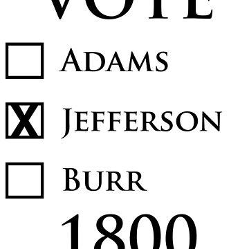 Vote Jefferson! by danimariex