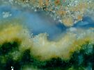 Waves Of Green by Stephanie Bateman-Graham