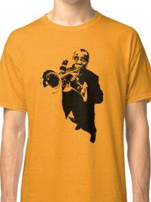 Louis Armstrong t-shirt Classic T-Shirt