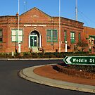 Weddin Shire Council at Grenfell by Darren Stones